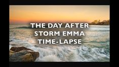 The Day After Storm Emma Cadiz Spain Royalty Free Footage Cadiz Spain, The Day After, Time Lapse Photography, Free Footage, 4k Hd, Royalty, Beach, Water, Outdoor