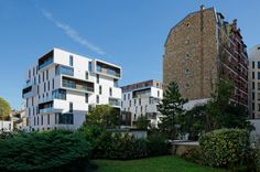 Home for autistic workers + 86 apartments | Paris | France | Residential 2016 | WAN Awards