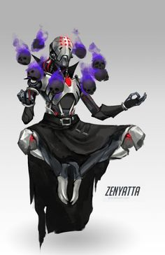 Overwatch Skin Concepts