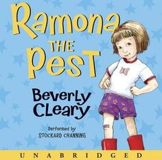 These books by Beverly Clearly were some of my favorite as a child