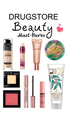 Beste Concealer, Concealer Diy, Minimalist Makeup, Drugstore Beauty, Beauty Makeup, Beauty Dupes, Drugstore Foundation, Beauty Hacks, Best Drugstore Sunscreen