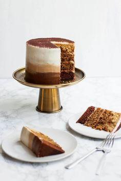 4 renk pastanızın tadı tiramisu gibi olsa...
