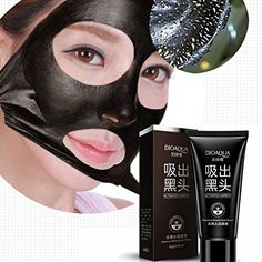 Moisturizer- Skin Care-For Women & Men The Very Best Eye Wrinkle Cream- Anti-Ageing Cream SMTSMT 2017 Gold Bio-Collagen Cream Hydrating Facial Masks Whitening Anti-Getting older Repair pores and Skin (Gold) Blackhead Remover Mask! AMA(TM) Deep Cleaning Purifying Peel Off Zits Black Mud Face Mask...