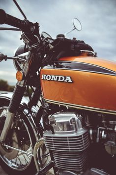 Honda CB 750 Harley has been playing catch up ever since