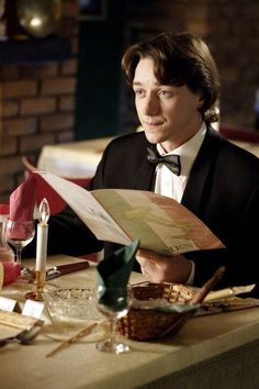 James McAvoy in Starter for 10