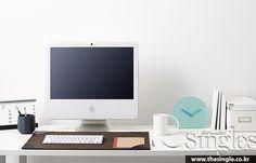 사무실 책상 정리의 기술