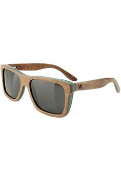 7ef005f8ef9 Trinity Skateboard Sunglasses - Teal