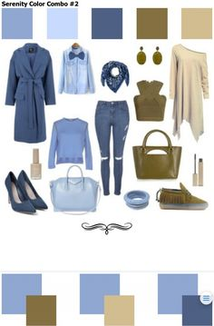 Capsule Outfits, Capsule Wardrobe, Fall Outfits, Summer Outfits, Fashion Outfits, Colour Combinations Fashion, Fashion Colours, Soft Summer Palette, Casual Mode