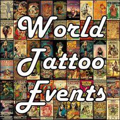 World Tattoo Events