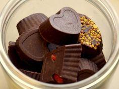 'Melkesjokolade'