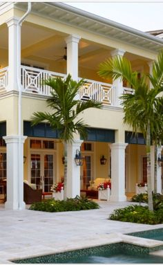 Details that hopefully will add a key west look instead of the modern look on the exterior.