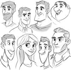 Terrific Photographs drawing disney style Concepts Many people start drawing because they're attracted by the appearance of a common characters—and Disney Style Drawing, Disney Art Style, Disney Drawings, Art Drawings, Character Sketches, Character Design References, Character Drawing, Character Illustration, Animation Character