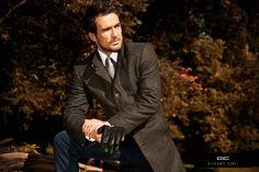 Moda męska Giacomo Conti - kolekcja casualowa Jesień/Zima 2013/2014 #giacomoconti