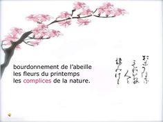 Haiku francais Japanese Haiku, France, Poems, Bullet Journal, Art Japonais, Expressions, Dire, Crayon, Samurai