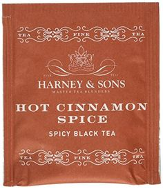 Harney & Sons Hot Cinnamon Spice 50 Tea Bags (With Bonus ... https://www.amazon.com/dp/B013KOSVX0/ref=cm_sw_r_pi_dp_x_ZtzrybCDKG8TY