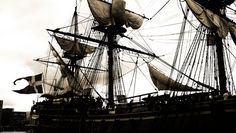 Fast Ships, Black Sails II by skyanth, via Flickr