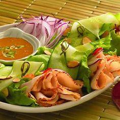 Chicken Recipe : Chicken Lettuce Wraps