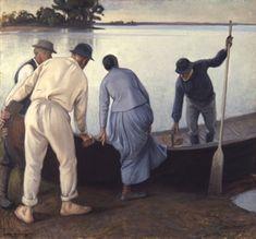 Työstä lähtö 1907