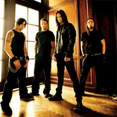 Lirik Lagu Bullet For My Valentine - Suffocating Under Words Of Sorrow (What Can I Do) | BlackRoom13.blogspot