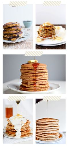 Fabulous Fall Pancake Recipes