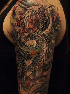 The Phoenix Tattoo  Today, we'll talk all about phoenix tattoo! From the fire-wielding pheasants of Japan to the cute Harry Potter phoenix, our depictions of this bird...