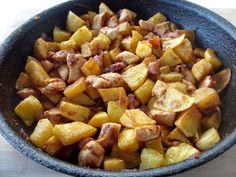 Csiperke blogja: Brassói aprópecsenye csirkemellből