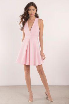 ASOS Sparkle Embellished Skater Mini Dress (153 CAD) ❤ liked on ... c4685edb7