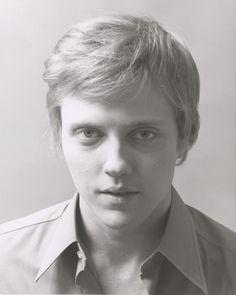 A fresh-faced Christopher Walken