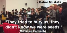 Bahar Mustafa - Refutes Accusation Of Racism And Sexism. They tried to bury us, they didn't know we were seeds. http://lybio.net/bahar-mustafa-goldsmiths-students-union-officer-refutes-accusation-of-racism-and-sexism/news-politics/
