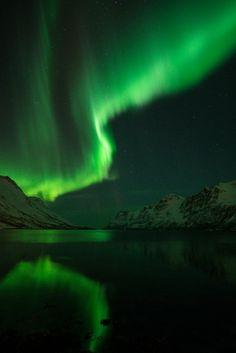 Aurora Taken by Øistein Hansen on February 20, 2014 @ Nikon D800-Nikkor 14-24mm ED f/2,8. Nikon D7000 - Tokina 11-16mm f/2,8
