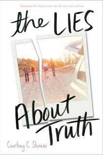 Overall I loved The Lies About Truth. I can't wait to read more from Courtney soon. She is an incredibly talented writer. The Lies About Truth is beautiful story that I recommend anyone looking for a fairly quick contemporary read. CLICK THE COVER TO READ THE FULL REVIEW!
