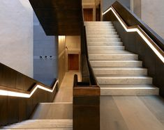 Scala di ponente dei nuovi Uffizi, Florence, 2011 - Natalini Architetti