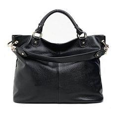 Sonyabecca Leather Large Tote Handbag Purse - http://leather-handbags-shop.com/sonyabecca-leather-large-tote-handbag-purse/