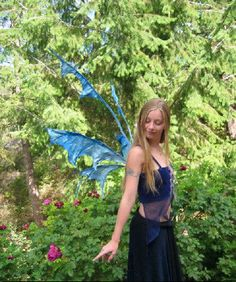 Custom  fairy wings by CroneDesigns on Etsy, $120.00