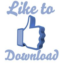 Create a Facebook Like to Download Gate for your site    Increase Your Facebook Fans & Drive Social Traffic