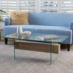 Shop for Christopher Knight Home Deacon Glass Coffee Table. Get free shipping at Overstock.com - Your Online Furniture Outlet Store! Get 5% in rewards with Club O!