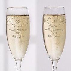 Personalized Anniversary Champagne Flutes - Engraved Crystal by PersonalizationMall.com, http://www.amazon.com/dp/B0028SUGRE/ref=cm_sw_r_pi_dp_38Stsb0CG87Z5
