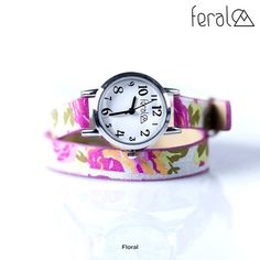 I found this amazing Wanderlust Women's Double-Wrap Watch By Feral Watches at nomorerack.com for 50% off. Sign up now and receive 10 dollars off your first purchase