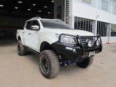 Nissan navara lift kit