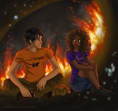 Leo and Hazel by *juliajm15 on deviantART