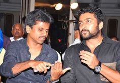 Suriya and AR Murugadoss to team up again?