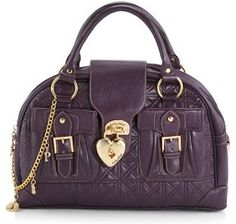i want this purple purse by Baby Phat.