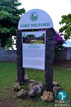 Fort Milford - Tobago