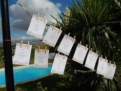 MASS DE PIEDRA (#Sax - #Alicante) - Celebra #bodas llena de detalles como esta - #CateringYA