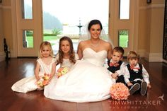 Mission Estate Winery wedding - Tim Whittaker Photography
