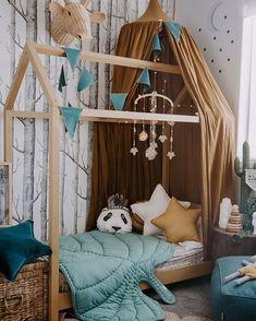 {Déco} Une chambre enfant thème nature/animaux!