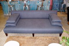 The Easiest Way To Upgrade Your Apartment: A Killer Sofa+#refinery29