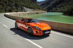 The Jaguar F type finally brings the traditional British sports car back.