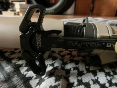 Rainier arms Raptor charging handle for KWA/KSC GBB's Rainier Arms, Airsoft Gear, Home Appliances, Handle, House Appliances, Appliances, Door Knob