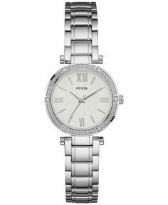 Guess Women's Stainless Steel Bracelet Watch 40mm U0767L1